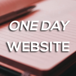 One Day Website - Online Training